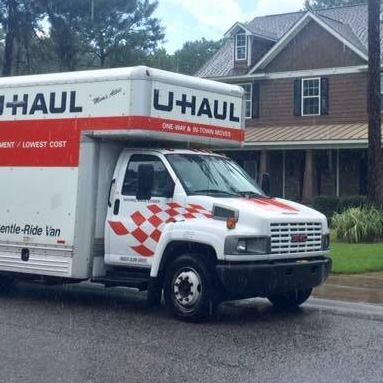 Labor to load or unload your rental truck or POD - Florence SC Movers